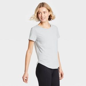 All in Motion Essential Gray T-Shirt